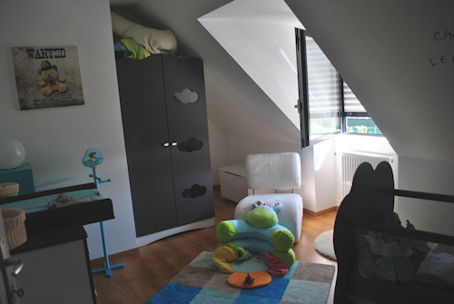 chambre b b compl te alt a taupe achat vente chambre b b. Black Bedroom Furniture Sets. Home Design Ideas