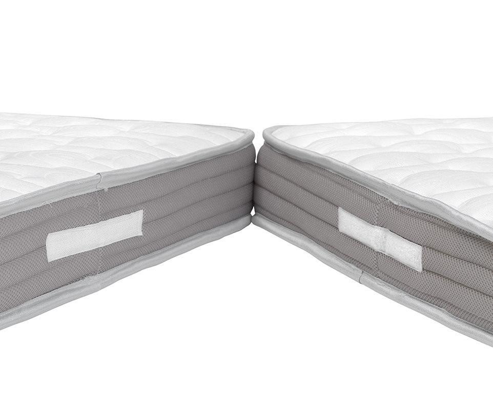 pack lit enfant volutif ivoo lin avec matelas et tiroir ma chambre d 39 enfant. Black Bedroom Furniture Sets. Home Design Ideas