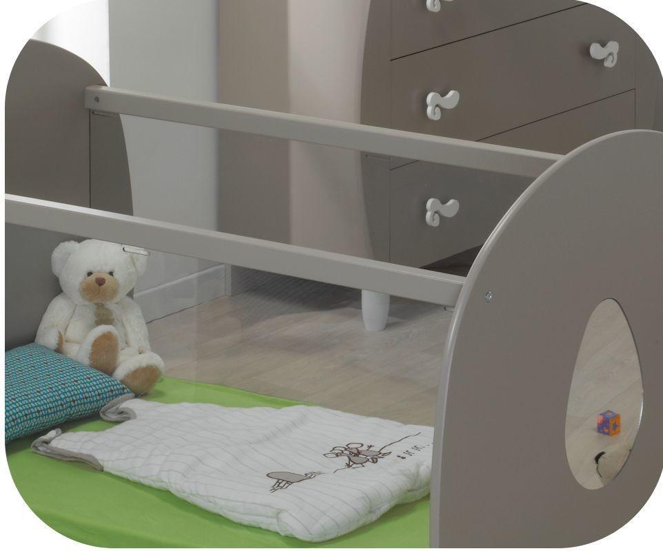 lit b b lutin lin plexi. Black Bedroom Furniture Sets. Home Design Ideas