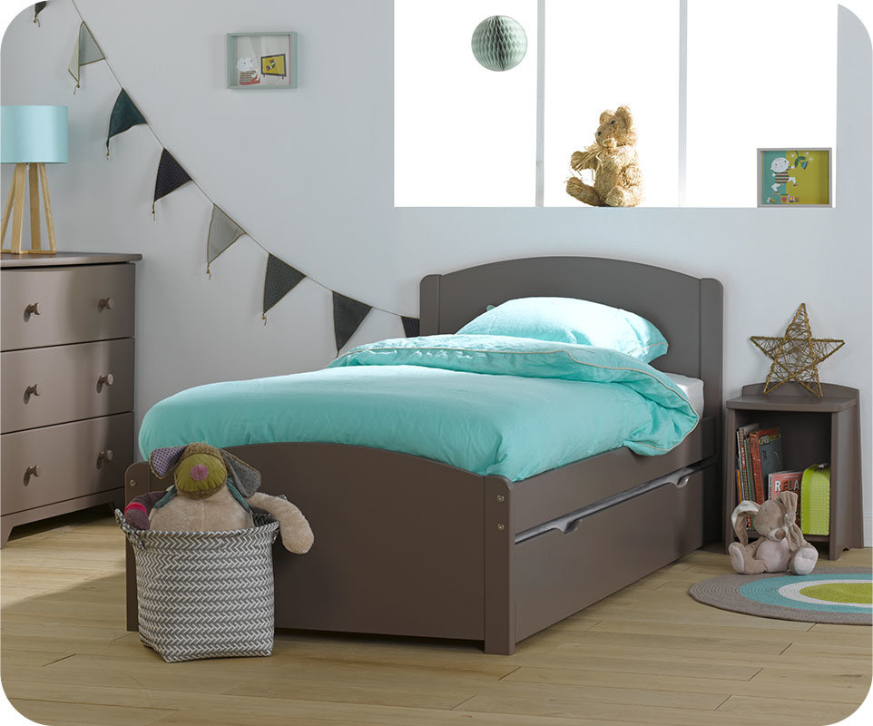 chambre enfant nature compl te taupe achat sur ma chambre d 39 enfant com. Black Bedroom Furniture Sets. Home Design Ideas