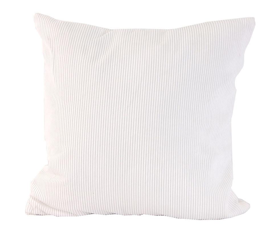 coussin velours ivoire 40x40 achat vente coussin. Black Bedroom Furniture Sets. Home Design Ideas