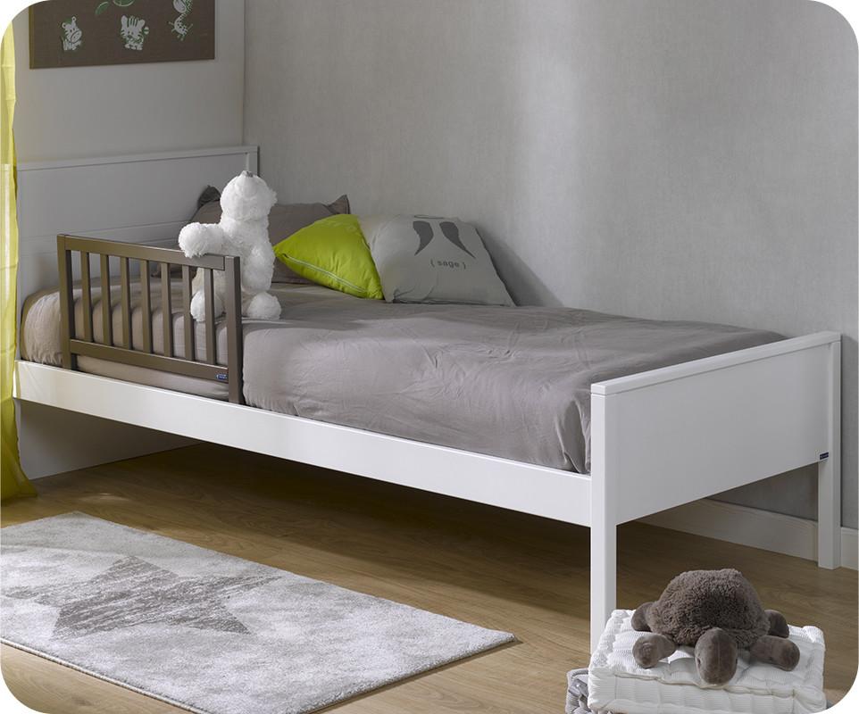 Barri re de lit l once 70x40 cm couleur taupe ma chambre for Machambre d enfant com