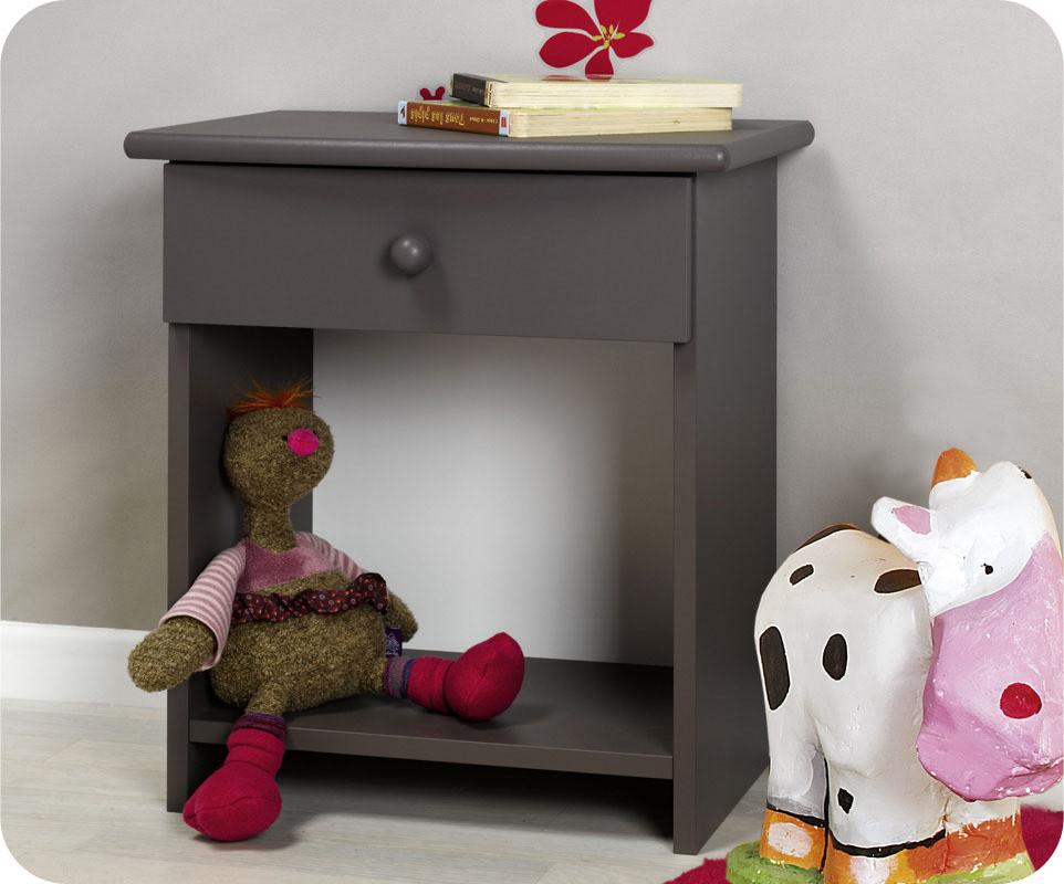 Chambre enfant color taupe for Machambre d enfant com