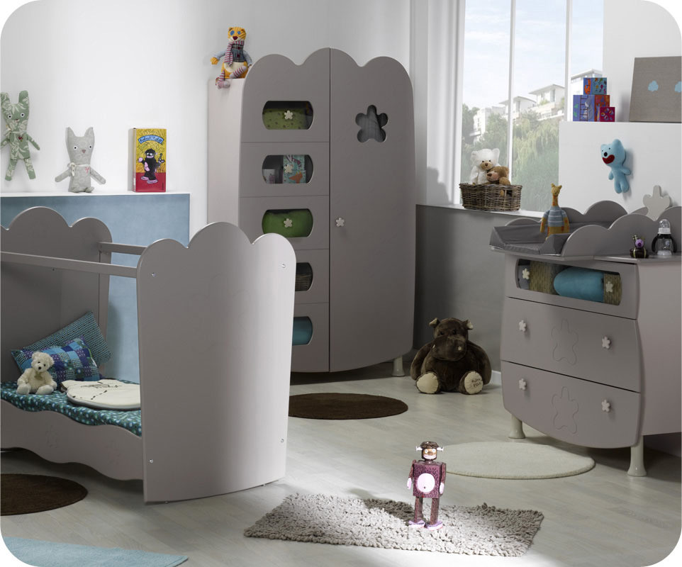 Armoire b b lin a lin et sable achat armoire chambre b b for Achat chambre bebe