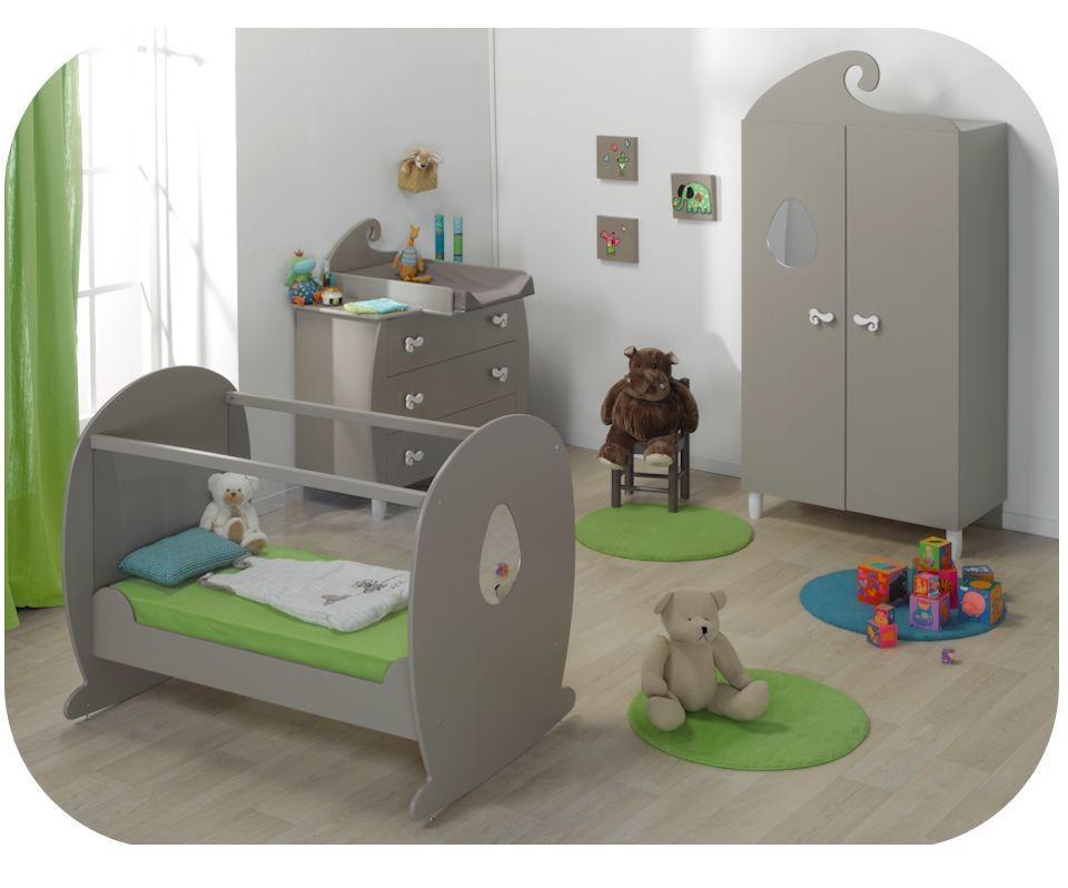 chambre b b coloris lin et sable vente chambre b b cologique. Black Bedroom Furniture Sets. Home Design Ideas