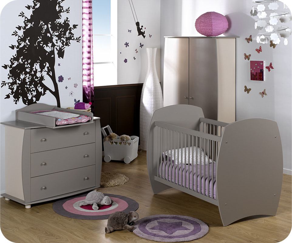 Chambre b b compl te r ve lin for Photos chambre enfant